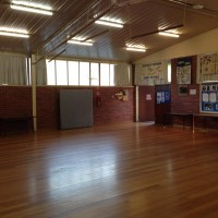 Ferntree Gully Girl Guide Hall.