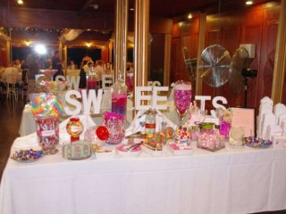 Candy Buffett Table